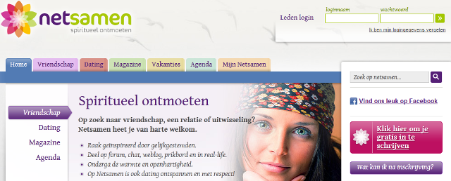 Spiritueel dating site