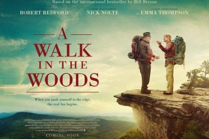 A Walk in The Woods - met Robert Redford