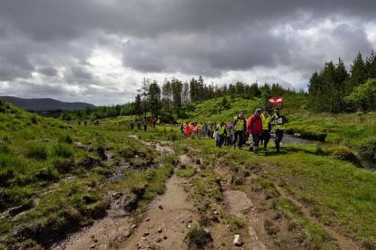 Vierdaagse in Ierland: Castlebar International 4 Days' Walks
